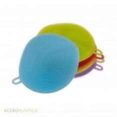 Fibra de silicón de larga duración para trastes Cero Plástico