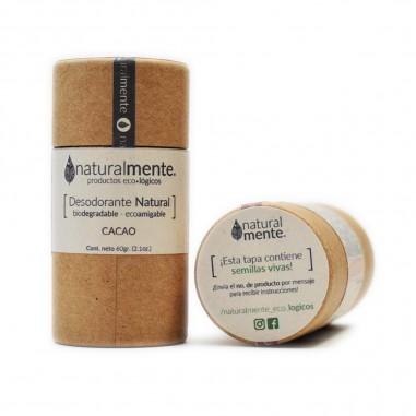 Desodorante Natural Naturalmente