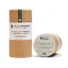 Desodorante Natural Hierbabuena Naturalmente