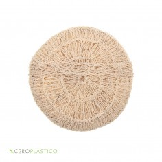 Esponja artesanal Ixtle