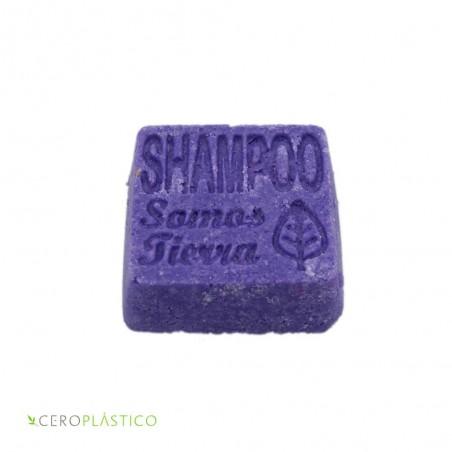 Shampoo Sólido Más Vitalidad Somos Tierra