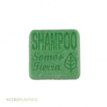 Shampoo Sólido Más Fuerza - Anti caída Somos Tierra