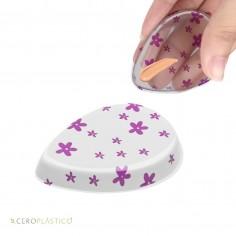 Silisponge maquillaje diseño Cero Plástico