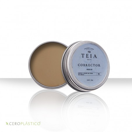 Corrector Natural Teia