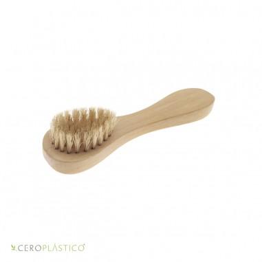 Cepillo facial Cero Plástico