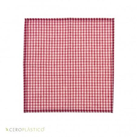 3 Pack de servilletas de tela Cero Plástico