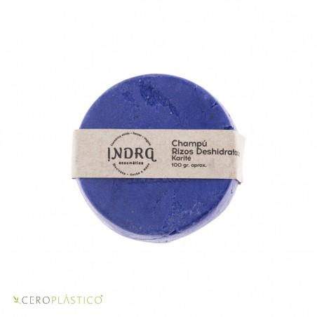Champú sólido para rizos Indra Cosmética