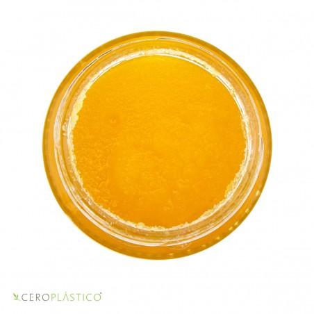 Mantequilla exfoliante - Naranja y Jazmín Esenciel Cosmética Natural