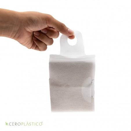 Alternativa para bolsas de heces