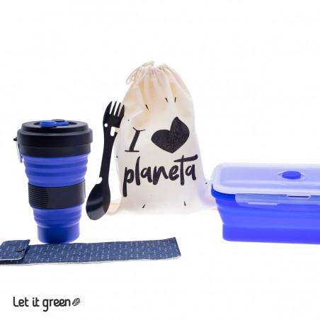 Kit intercambio ecológico Cero Plástico