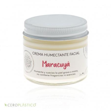 Crema facial piel mixta o grasa Esenciel Cosmética Natural