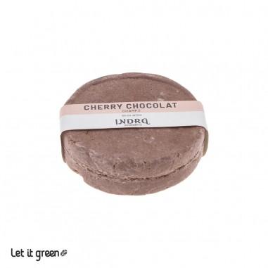 Champú sólido Cherry chocolat Indra Cosmética
