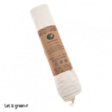 Bolsa de tela para granos y semillas Ecostalitos