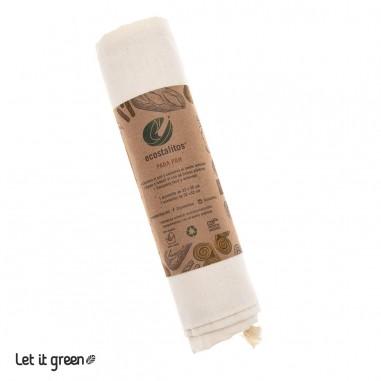 Bolsa de tela para pan Ecostalitos