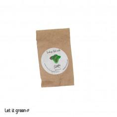 Semillas orgánicas de hojas comestibles