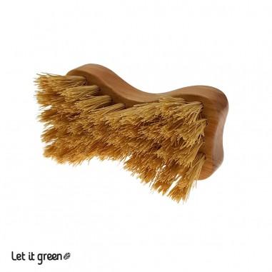 Cepillo natural para mascotas Cepillos artesanales