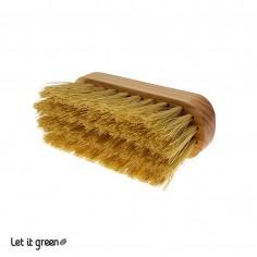 Cepillo natural para calzado