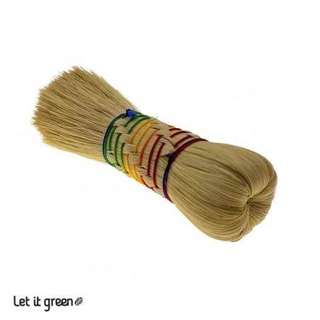 Escobetilla de fibras naturales Cepillos artesanales