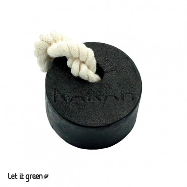Shampoo Carbón Activado Cabello Mixto a Graso Nanah Sustentable