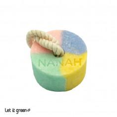 Shampoo para niños desenredante Nanah Sustentable