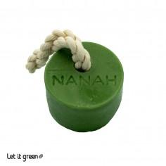 Acondicionador de Aguacate Brillo y Suavidad Nanah Sustentable