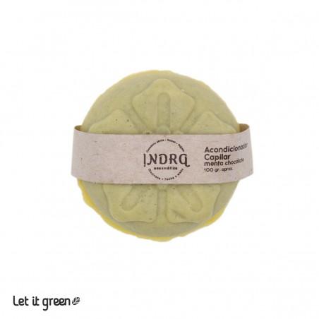 Acondicionador capilar sólido Menta chocolate Indra Cosmética