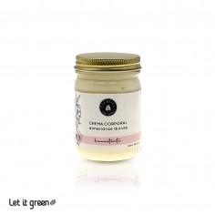 Crema corporal de Almendras Dulces Esenciel Cosmética Natural