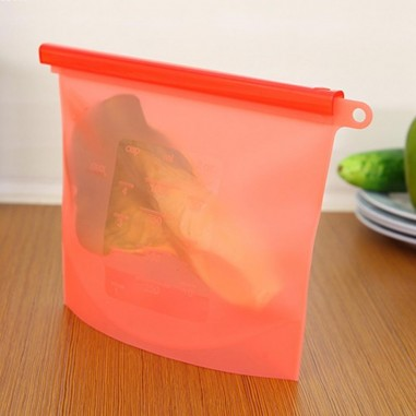 Bolsa silicon para congelador 1000 ml Cero Plástico