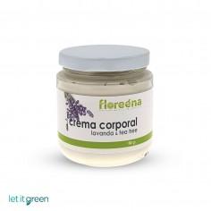 Crema Corporal de Lavanda & Tea Tree Floreena