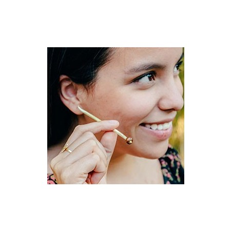 Limpiador de oídos reutilizable K'ami
