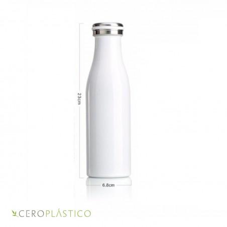 Termo súper aislante - 12 horas de calor Cero Plástico