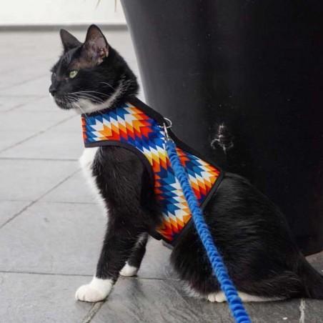 Arnes para gato Nunchuk Bambucat Bambucat