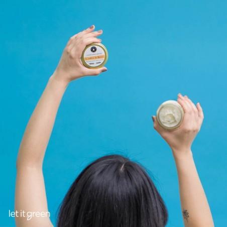 Tratamiento Capilar y crema para peinar Esenciel Cosmética Natural
