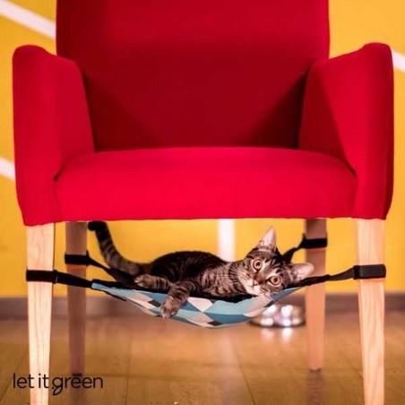 Hamaca para gato Bambucat