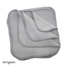 6 Pack Toallitas para bebé Cero Plástico