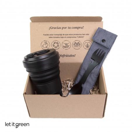 Kit básico Negro Cero Plástico