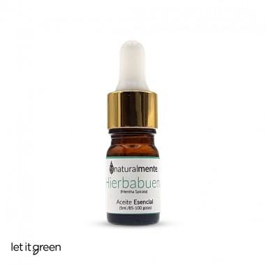 Aceite Esencial De Hierbabuena Naturalmente