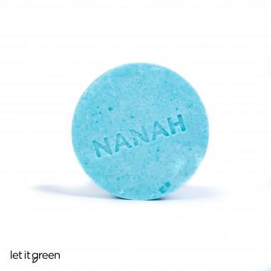 Espuma sólida para afeitar Nanah Sustentable