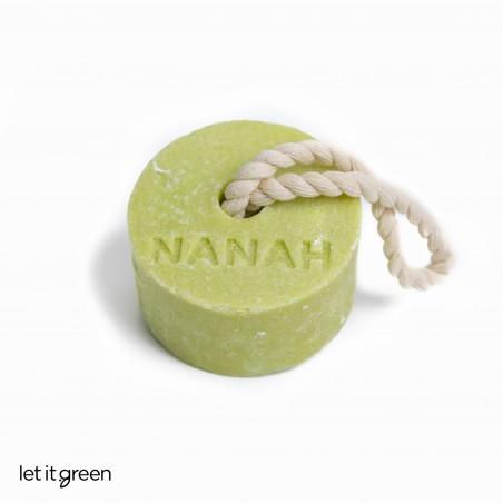 Shampoo Hidratante de Aguacate Nanah Sustentable