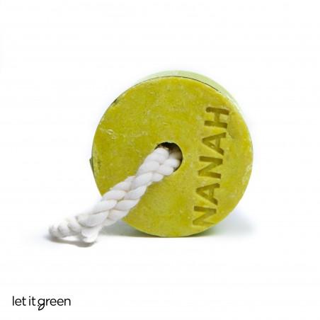 Shampoo Anti Caída Nanah Sustentable