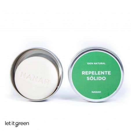 Repelente Sólido Nanah Sustentable