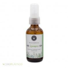 Spray anti estrés Lemongrass (Té limón) Esenciel Cosmética Natural