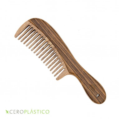 Peine para cabello madera IMA