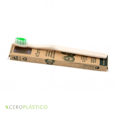 Cepillo dental infantil - hecho de semilla de Aguacate K'ami