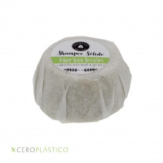 Shampoo sólido cabello graso Esenciel Cosmética Natural